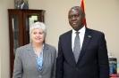 13-02-2020- US Ambassador, H. E. Stephanie Sullivan pays courtesy call on CJ