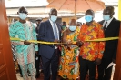 Chief Justice, His Lordship Justice Anin Yeboah, Inaugurates High Court, Krobo-Odumase