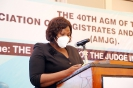 Association of Magistrates and Judges of Ghana (AMJG) Holds its 40th Annual General meeting