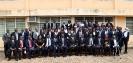 CJ meets staff of Upper East Region in Bolgatanga