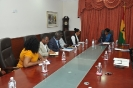 Electoral Commission Chairperson calls on C J