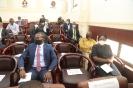 His Lordship Justice Anin Yeboah Inaugurates Senior Staff Association of Judicial Service of Ghana
