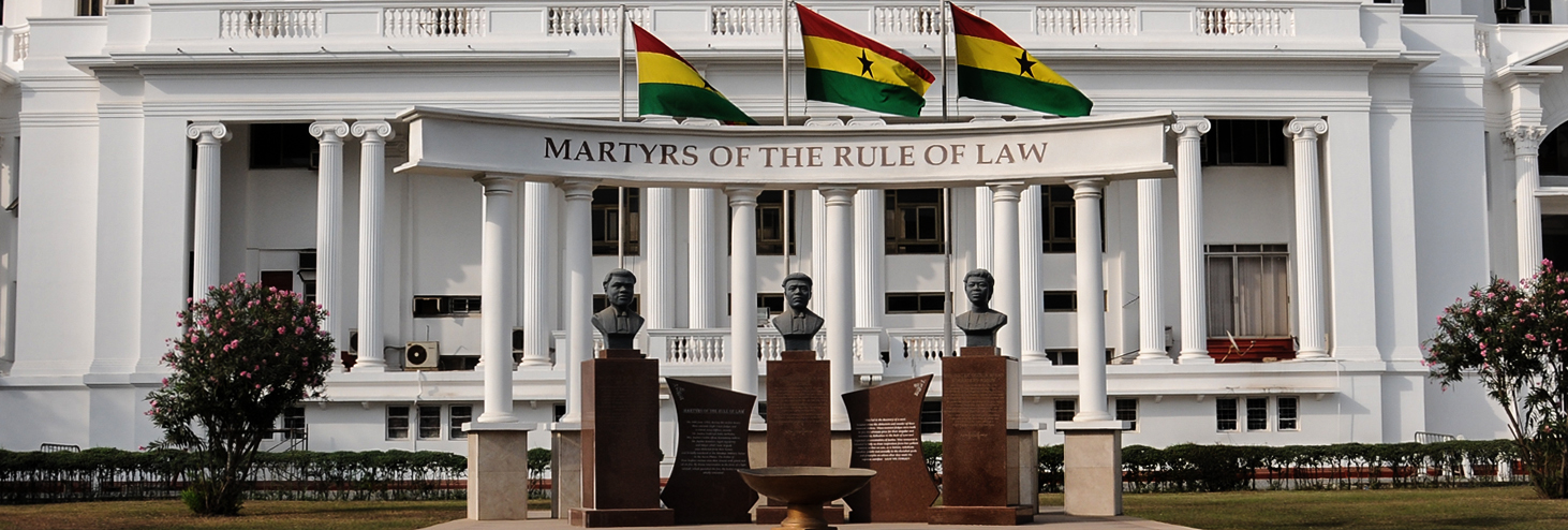 Martyrs of the Rule of Law