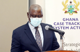 CJ Inaugurates Ghana's Case Tracking System Joint Task Force and Technical Committee
