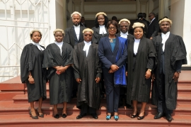 Be Mindful of Your Conduct-CJ to New Circuit Court Judges